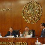 Comparece Secretario de Educación ante Congreso del Estado