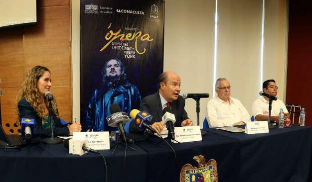 Anuncian temporada de Ópera en el Centro Cultural Universitario Bicentenario