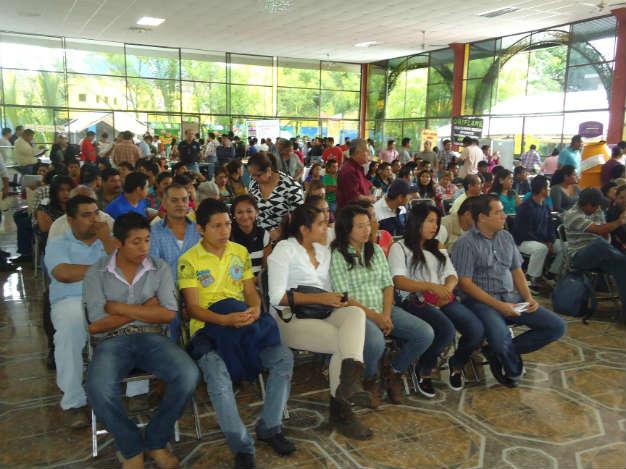 Ofertan 500 vacantes de empleo en Tamazunchale