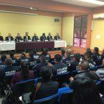 Concluye curso Policías en el nuevo sistema de justicia penal