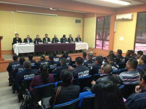 CURSO POLICÍAS EN EL NUEVO SISTEMA DE JUSTICIA PENAL