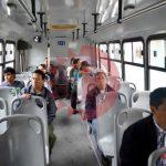 Casi listo, el monitoreo de cámaras en el transporte urbano, dice la SCT