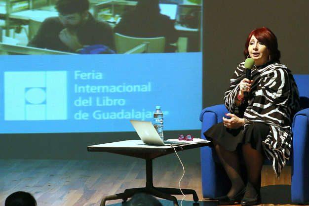 México debe incrementar niveles de lectura: Marisol Schulz