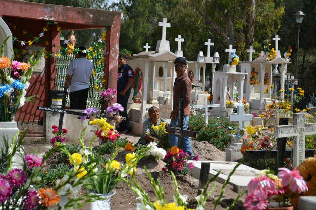 En Día de Muertos, promoverán espacios de nuevo cementerio