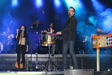 Aleks Syntek prende a los potosinos en el cierre del Festival Internacional de Letras