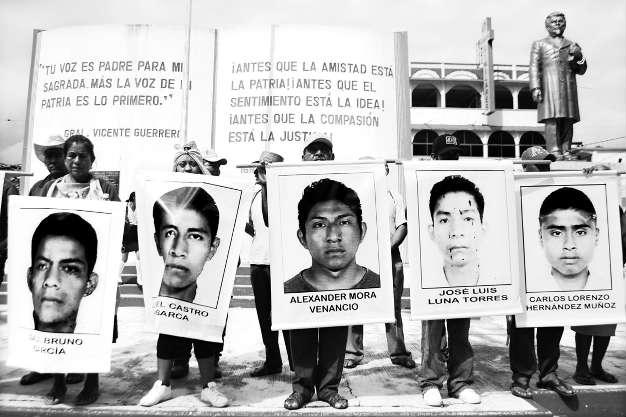 Maestros y alumnos de Ayotzinapa ya habían sido víctimas de cárteles