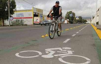 Urge realizar estudios para implementar ciclopistas, sentencia Vida Sobre Ruedas