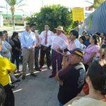 Solución a medias para falta de servicios en Valle Dorado