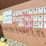 Académicos y alumnos del Colsan se solidarizan con estudiantes de Ayotzinapa