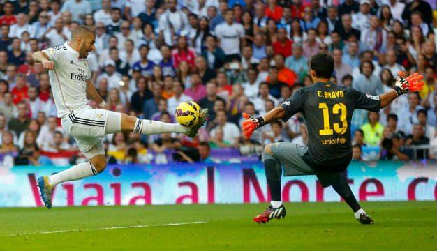 Real Madrid se impone al Barcelona