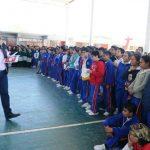 Por una sociedad más armónica y respetuosa, imparten taller en 4 escuelas secundarias