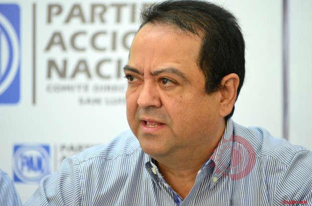 Revisará PAN expedientes de sus candidatos: Jaime Galván