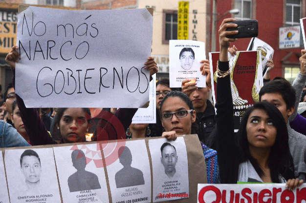San Luis también es Ayotzinapa