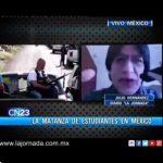 """En México, """"permanente espiral macabra"""": Julio Hernández"""