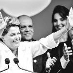 Se desploma la bolsa de Brasil luego de la relección de Rousseff