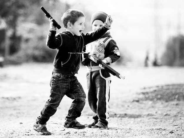 Muere un niño cada 5 minutos por la violencia