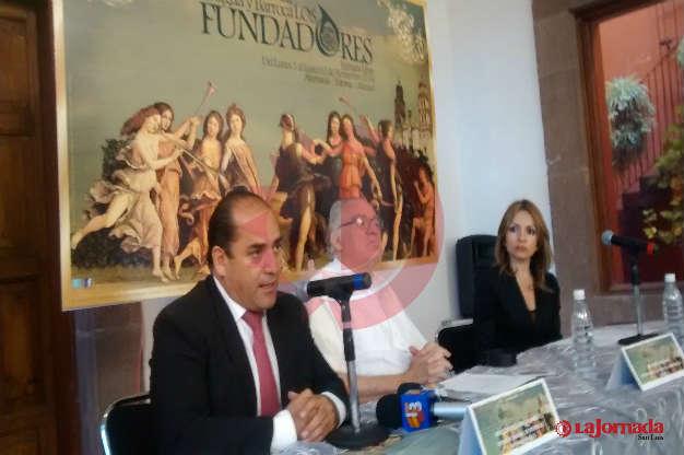 Presentan el 17 Festival de Música Antigua y Barroca Los Fundadores