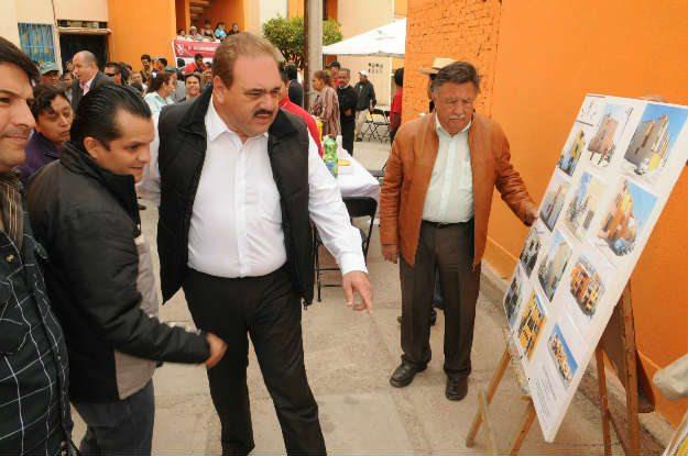 Más de 150 edificios se han pintado en la capital