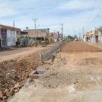 Reconoce gobernador al alcalde de la capital por obra pública realizada