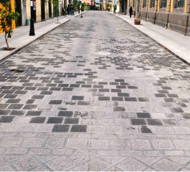 Se aplican 250 mdp en la modernización del Centro Histórico