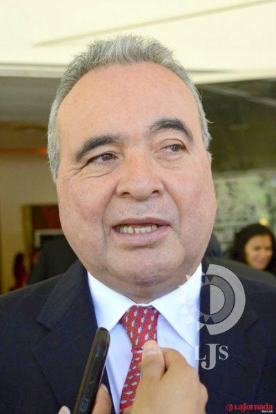 Decidiría el Trife si hay coalición PRI-PVEM-Panal: Joel Ramírez