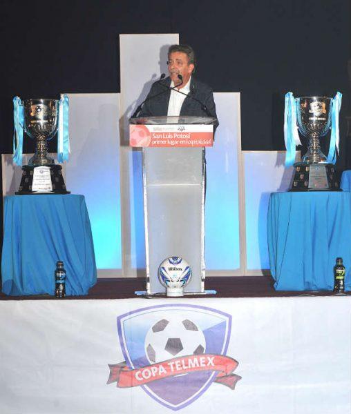 SLP, sede del torneo de futbol amateur más grande del mundo