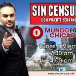 Julio Astillero habla sobre crisis de México en radio de Chicago