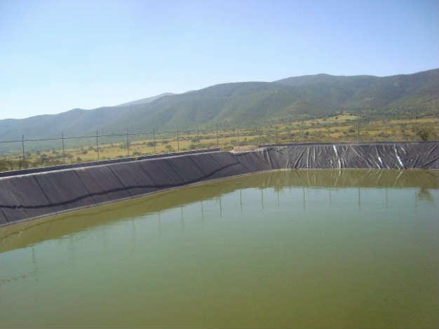 Contribuyen obras del PESA para la captación de agua en Guadalcázar