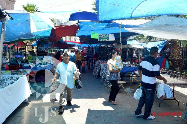 Locatarios del mercado Hidalgo pretenden reunirse con el alcalde