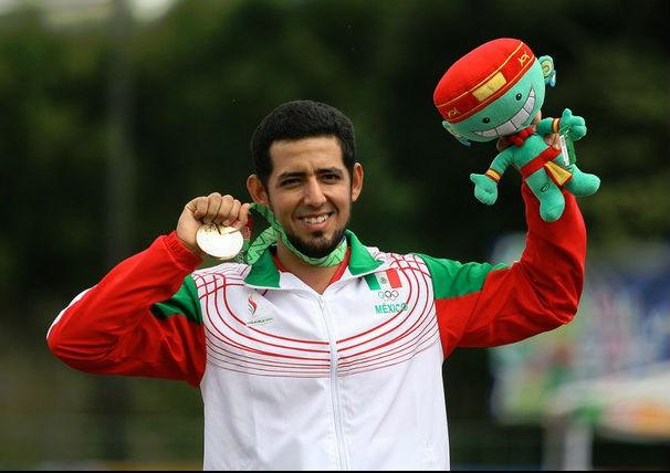 México sigue como líder del medallero en primera semana de los JCC 2014