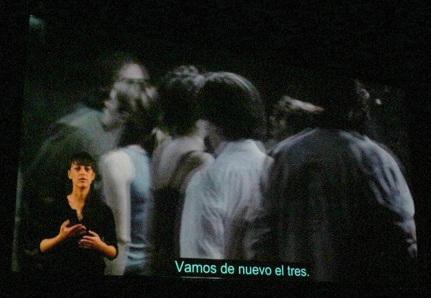 La magia del cine por primera ocasión en México a débiles visuales y auditivos