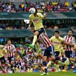 Insípido empate entre América y Chivas