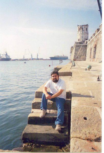El poeta Daniel Téllez presentará libro A tiro de piedra en el IPBA