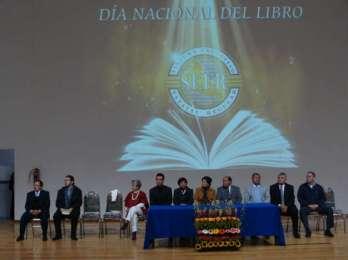 Día Nacional del Libro en el SEER