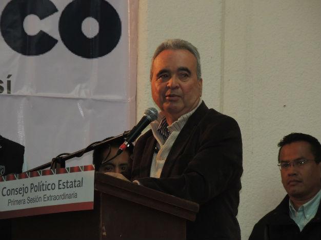 PRI, abierto para quienes quieran participar, sostiene Joel Ramírez
