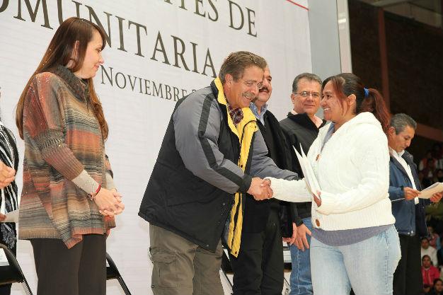 Se combate a la pobreza en SLP, asegura Toranzo