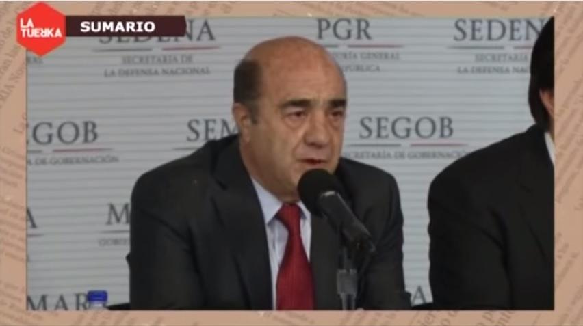 Mesa redonda en Madrid sobre México como Estado canalla