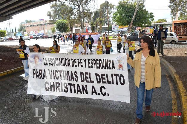 Manifestaciones por la perito desaparecida no contribuyen en nada, dice el procurador