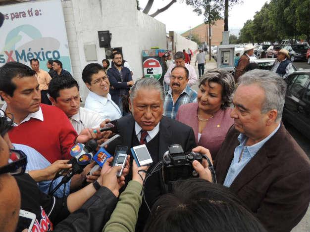 La directriz es ganar las próximas elecciones: Melquiades Morales Flores