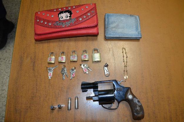 Robo con violencia en Trojes del Sur