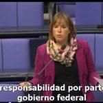 Parlamento alemán discute sobre Guerrero y México (con subtítulos en español)