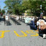 Estudiantes 'toman' radiodifusoras en Chilpancingo