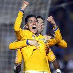 Tigres iguala 1-1 con Pachuca y  consigue el pase a semifinales