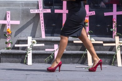 Segob, sin fecha clara para resolver sobre alerta de género: IMES
