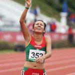 Brenda Flores, oro y récord en 5 mil metros; Sandra López, plata
