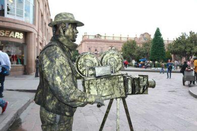 Ayuntamiento y Fundación 1896 presentaron los orígenes del cine en SLP