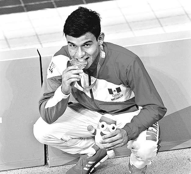 El Premio Nacional de Deportes, al clavadista Rodrigo Diego López