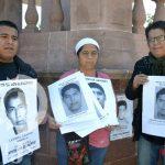 Convocan a actividades de solidaridad con Ayotzinapa