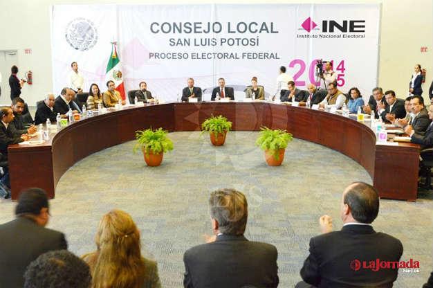 Instalan formalmente el INE en el estado
