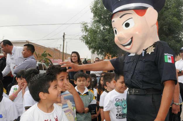 Feria de la Prevención, en Valle Dorado